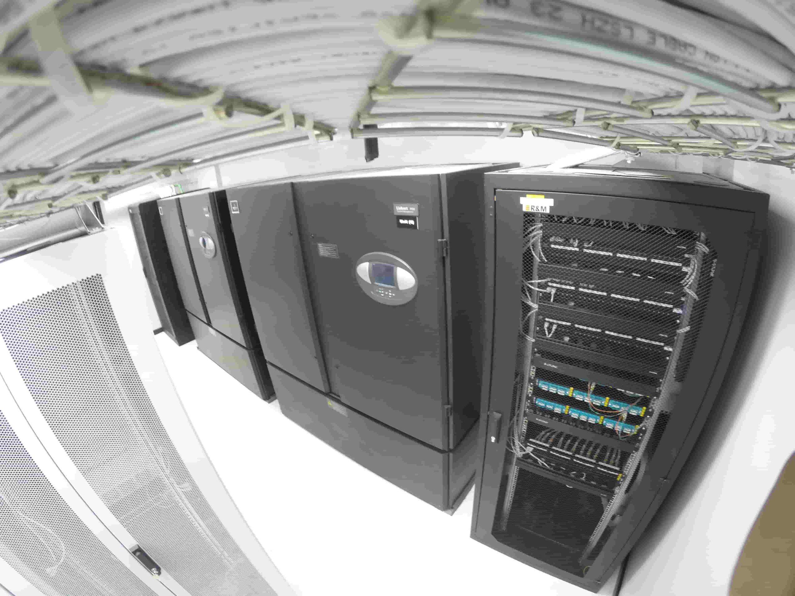 UNB Bank Data Center