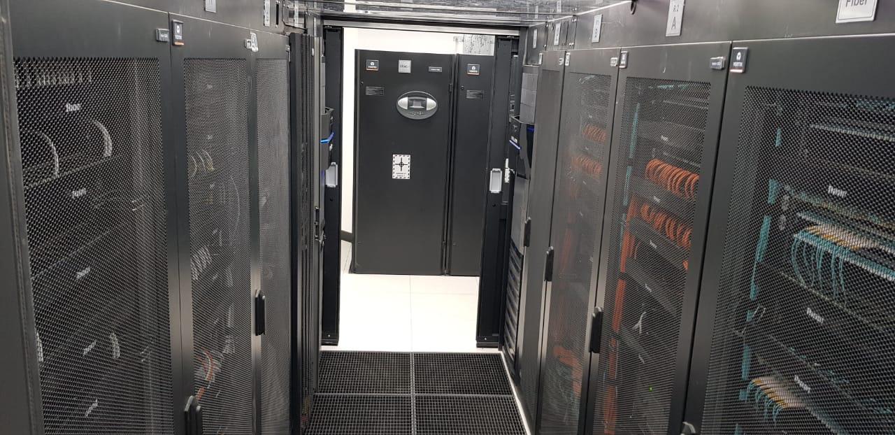 Dar El Efta Data Center
