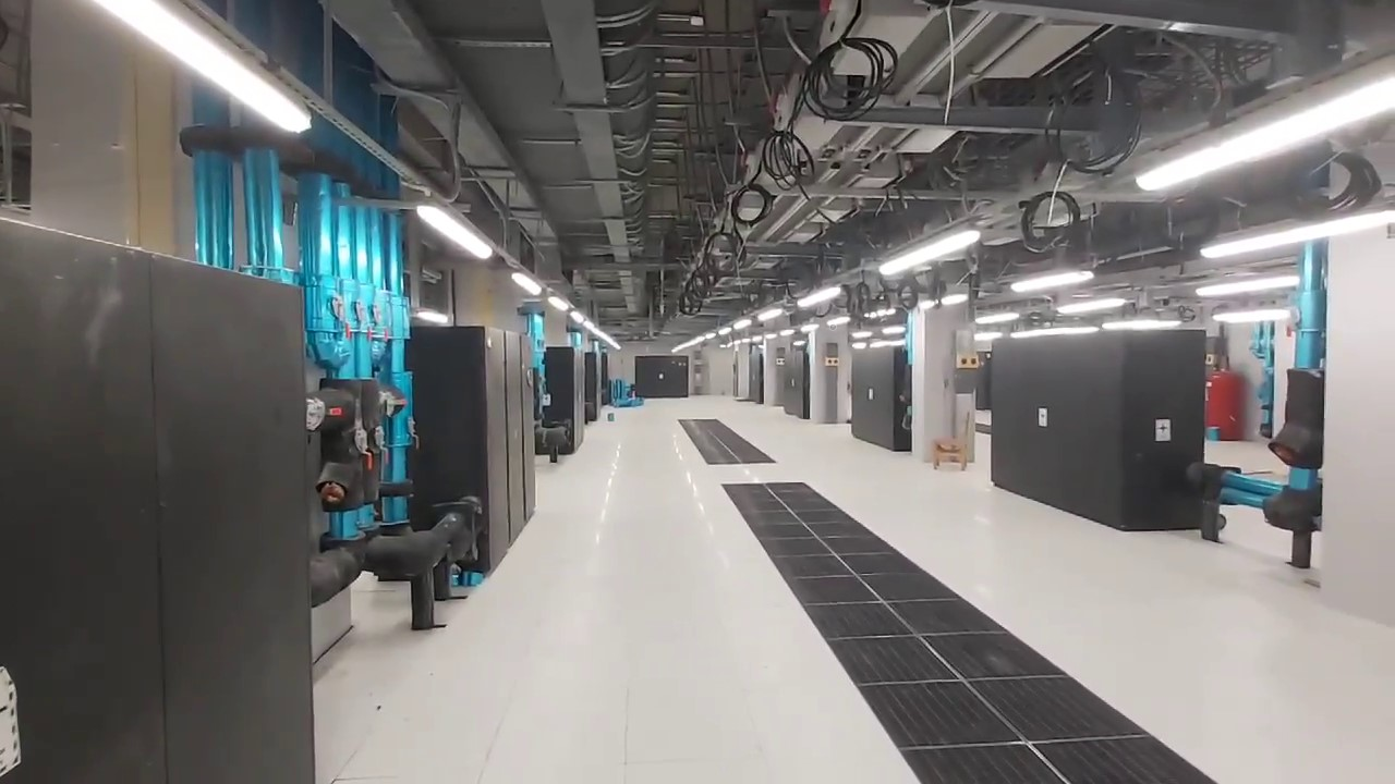 New Capital Data Center
